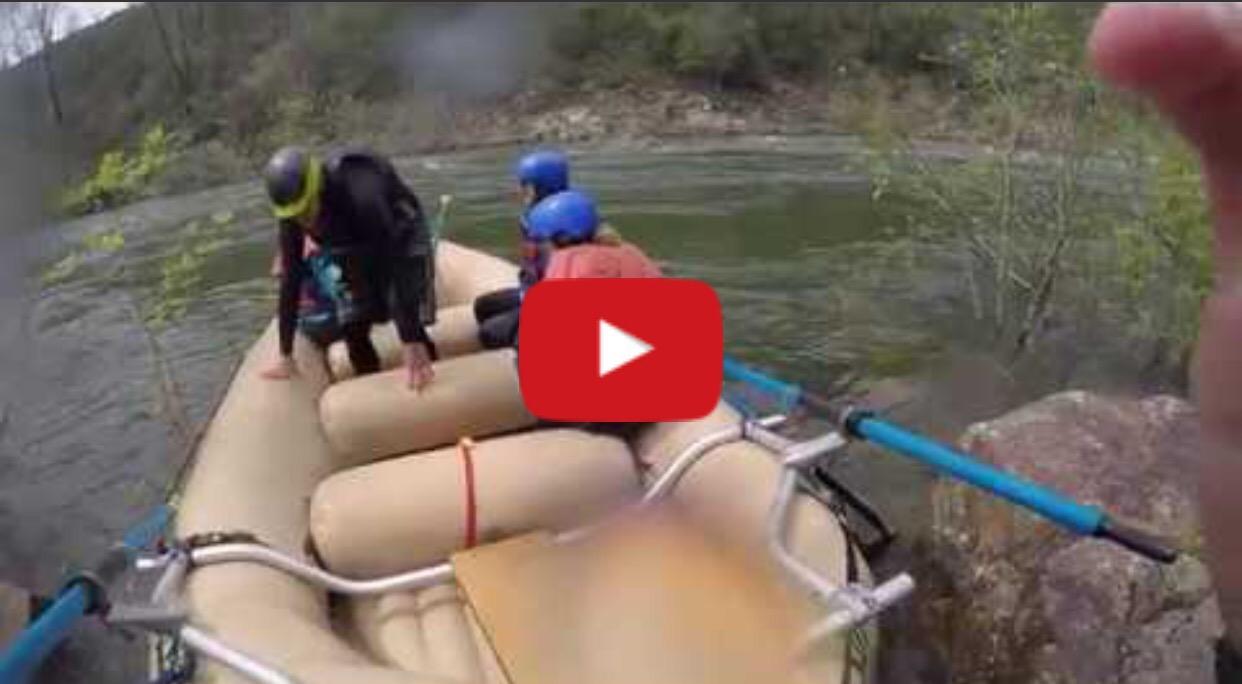 High Water Rafting Flip