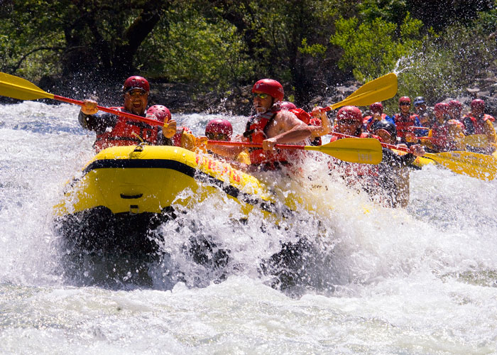 What You Need to Know About  High-Water Rafting Trips