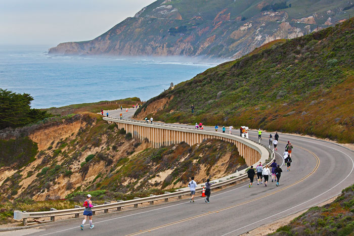 Coveted Big Sur Marathon Entries Available through Segmented Drawings Beginning July 15