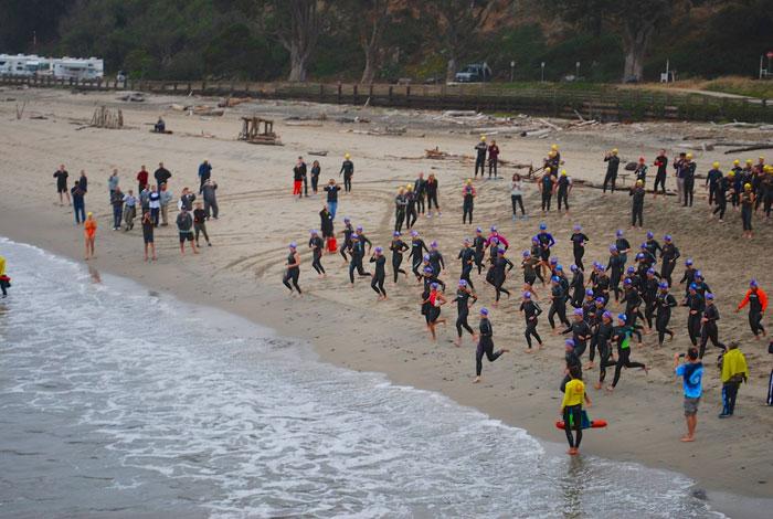 Sandman Triathlon 2017