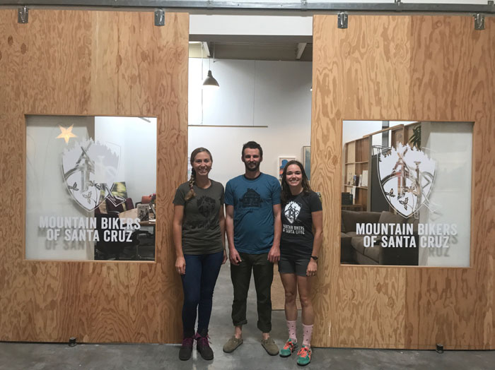 Mountain Bikers of Santa Cruz Adds Two New Staff Positions