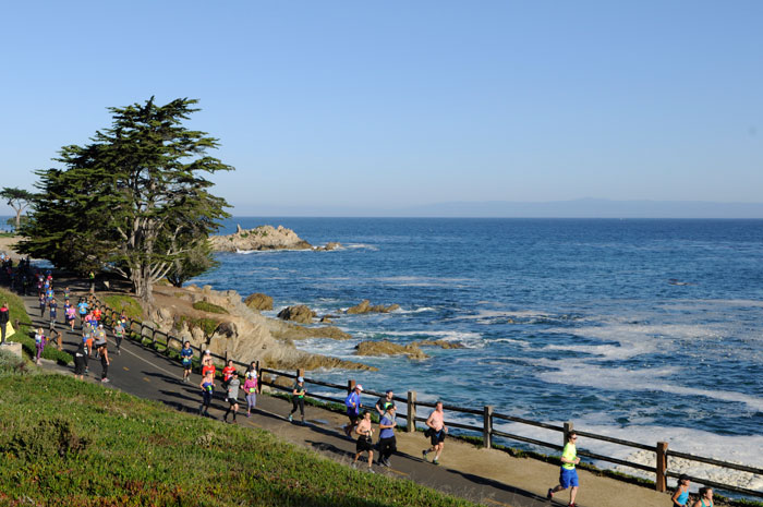 Monterey Peninsula Sets Stage for Running Events