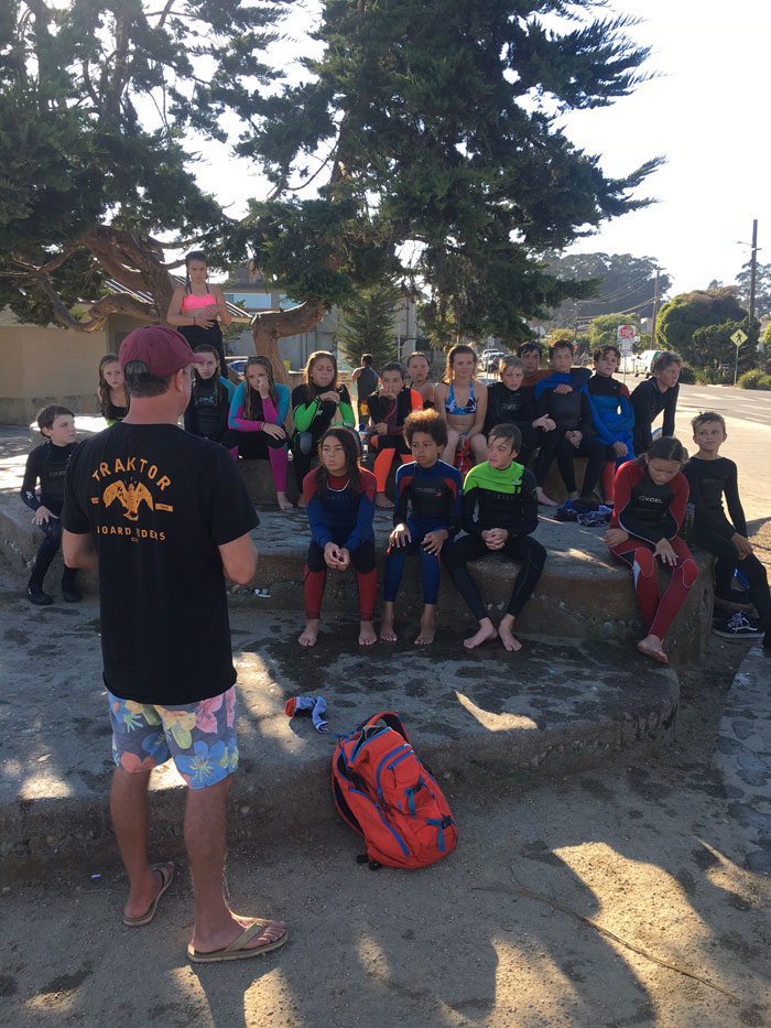 Middle School Surf Team Seeks Golden Ticket To Kelly Slater's Wave Pool