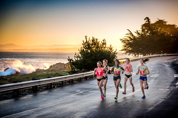 Strong Elite Field to Compete in Monterey Bay Half Marathon