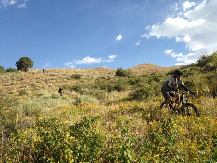 Mountain Bike Road Trip Across Nevada