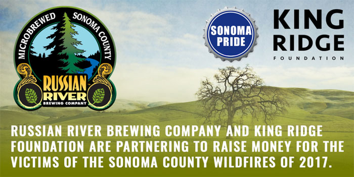 King Ridge Foundation Helps Sonoma County Fire Victims