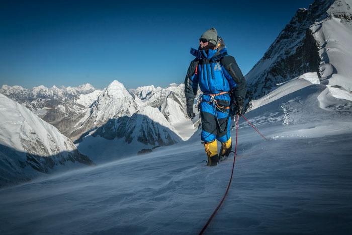 Alpenglow Sports Winter Film Series #2: Adrian Ballinger and Everest No Filter 2.0