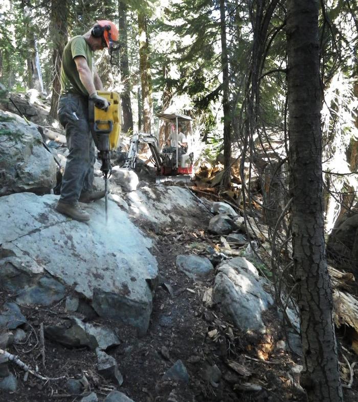 Mills Peak Trail