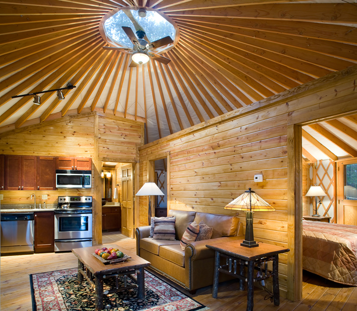 Pacific Yurts