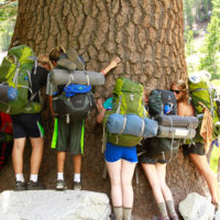Tahoe Rim Trail Association Youth Backcountry Camp Teaches Stewardship and Life Skills