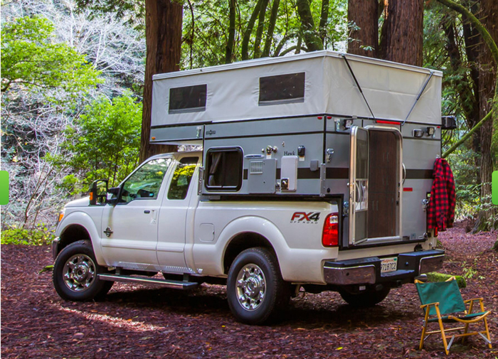 Gear We Love: Four Wheel Campers