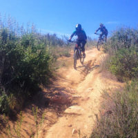 Fat Tire Tuesday: You Go Where You Look