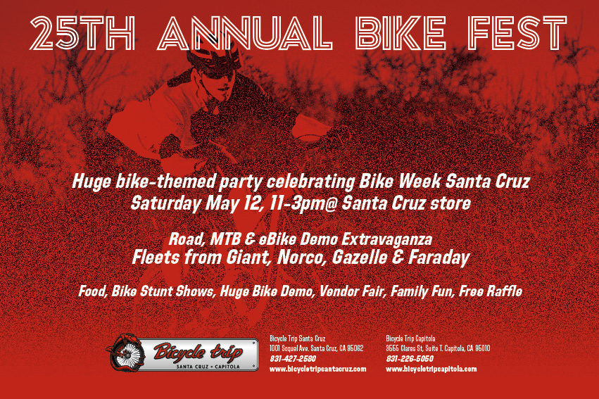 Bicycle Trip Bike Fest