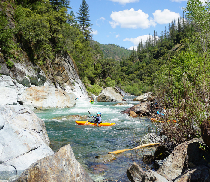 Protect American River Canyons