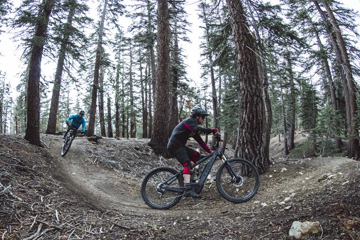 Mammoth Mountain E-bikes