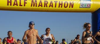Sunny Skies Greet Runners at 9th Annual Salinas Valley Half Marathon