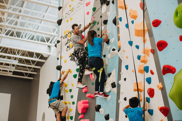 23b275e45f9 TOMS and So iLL Team Up with 1Climb to Get Kids Climbing