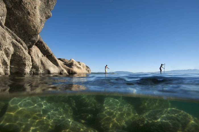 Lake Tahoe Water Trail website