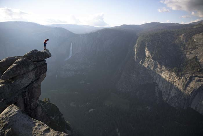 "An Interview with Alex Honnold, Star of ""Free Solo"""