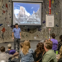Pacific Edge Hosts Benefit for Climbing Grief Fund