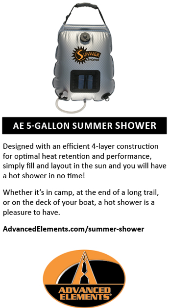Advanced Elements Summer Shower