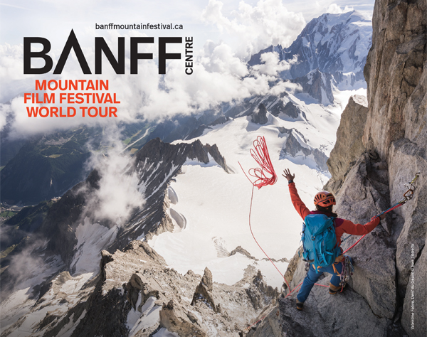 Banff Centre Mountain Film Festival World Tour Santa Cruz