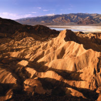 Living It Up In Death Valley