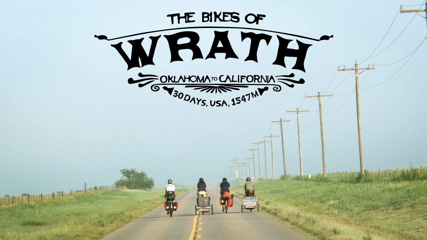 The Bikes of Wrath