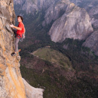 Climbing in Yosemite Valley with Free Soloist Brad Gobright
