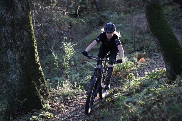 An electric mountain bike will allow you to go farther and discover more. Here Author Mallory Mae puts the Trek Powerfly LT 7 Plus through its paces. Mallory works for Epicenter Cycling in Santa Cruz and Aptos.