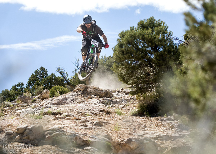 Fears, Tears, and Beers is an enduro format mountain bike event.
