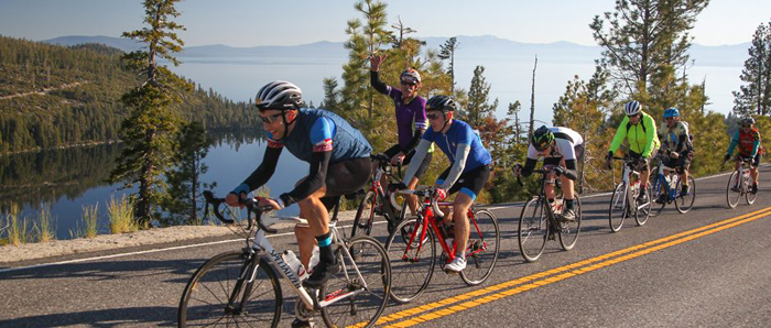 17th Annual Tour de Tahoe — Bike Big Blue
