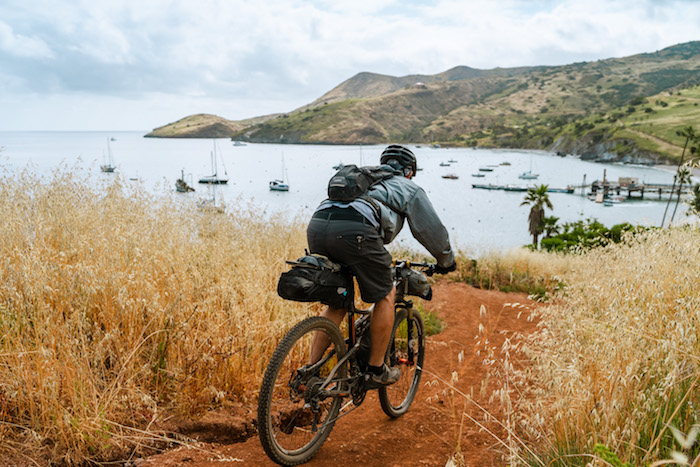 Bikepacking Catalina