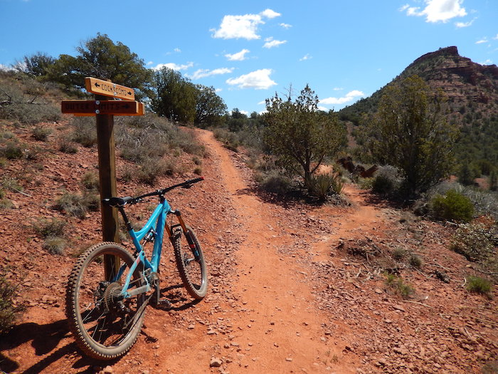 Earn Your Beer: MTB Prescott and Sedona