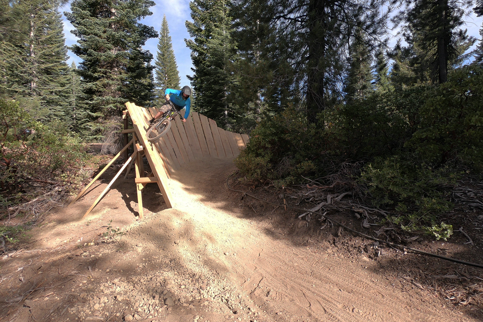 Mt. Shasta Bike Park Scheduled to Open June 15