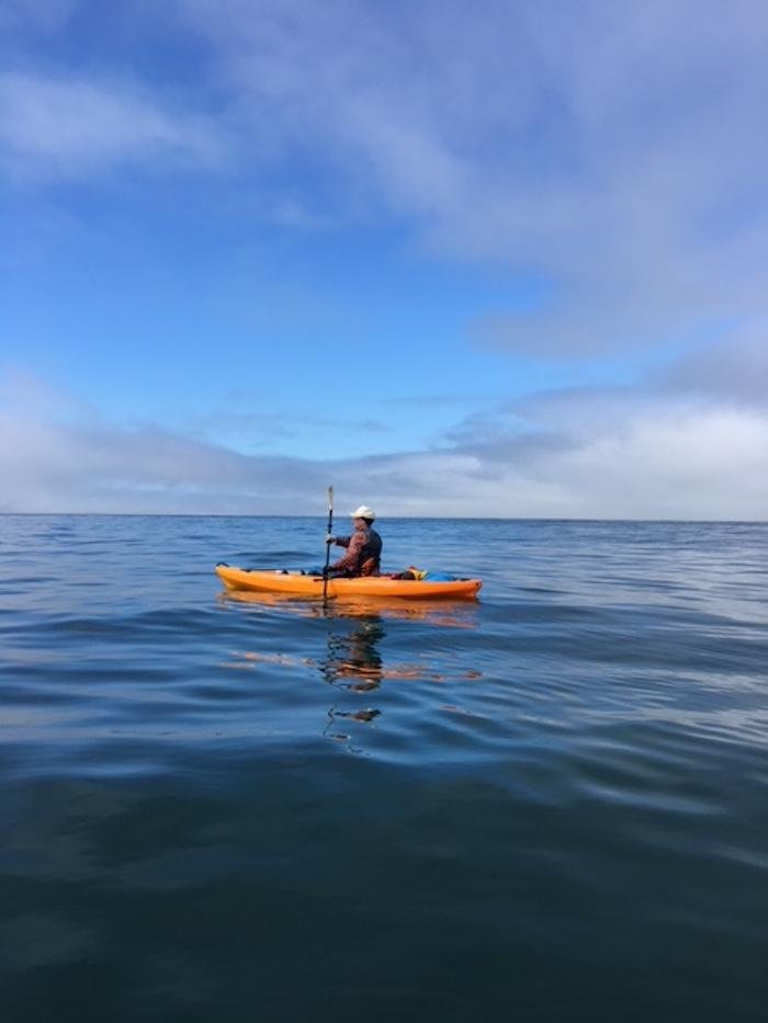 Paddling Around the Bay