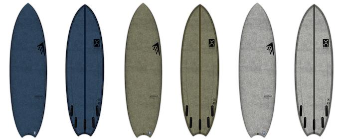 Sustainable Surfboards