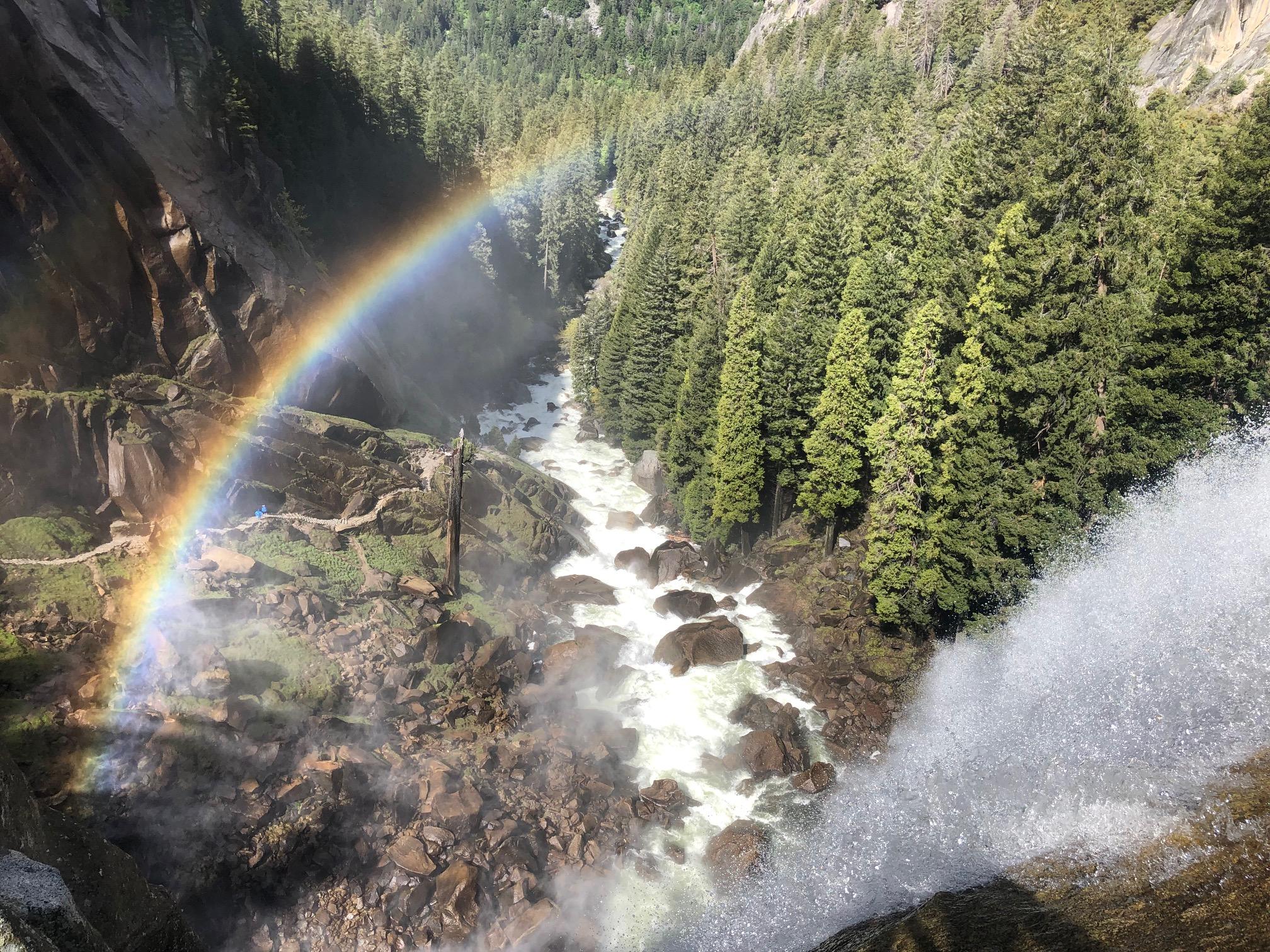Yosemite's Dangerous Mist Trail