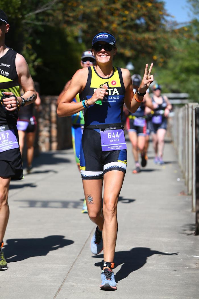 Jennifer Connet's Ironman