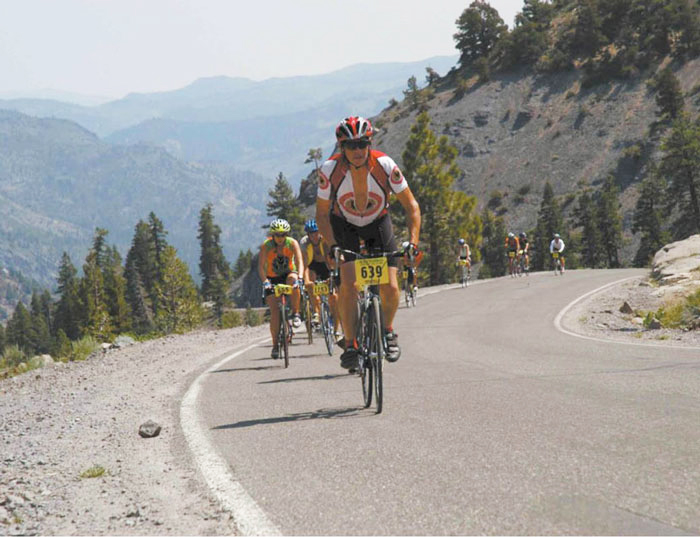 Death Ride – Tour of the California Alps 2019