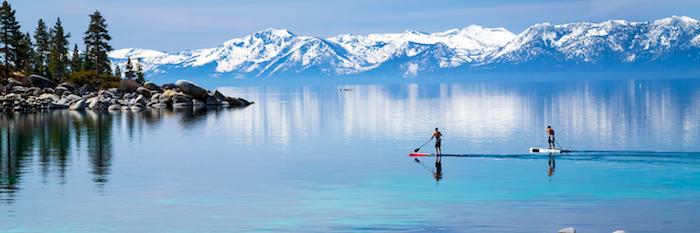 Paddle Tahoe