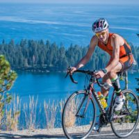 Lake Tahoe Triathlon 2019