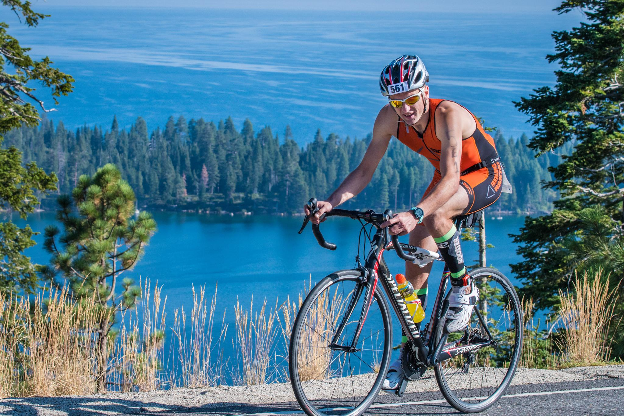 Lake Tahoe Triathlon 2019