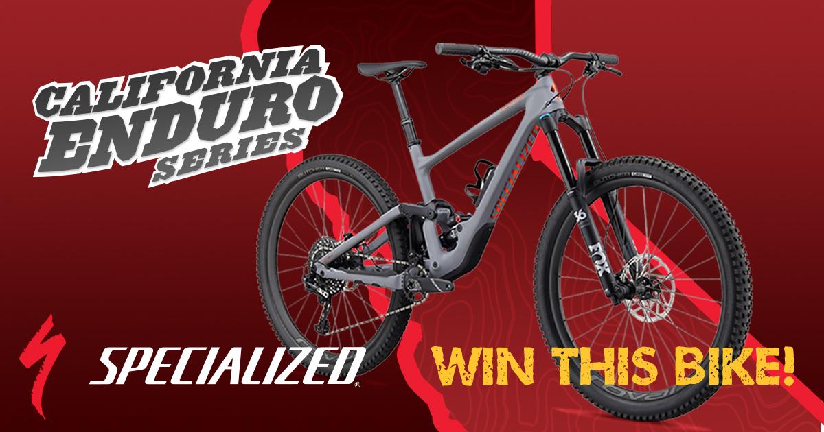 win a specialized mountain bike
