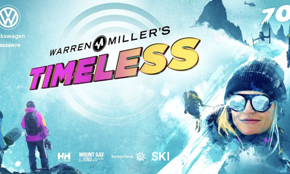 "Latest Warren Miller Film ""Timeless"" — Watch the Trailer"