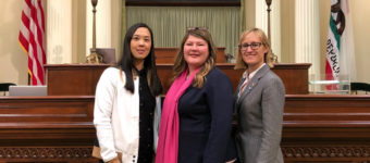 Equal Pay for Equal Play Bill (AB 467) Signed Into Law