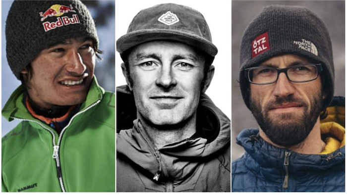 Alpinists David Lama, Jess Roskelley and Hansjörg Auer died together while climbing a dangerous peak in Canada.