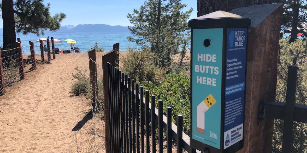 63 Years of Keeping Tahoe Blue