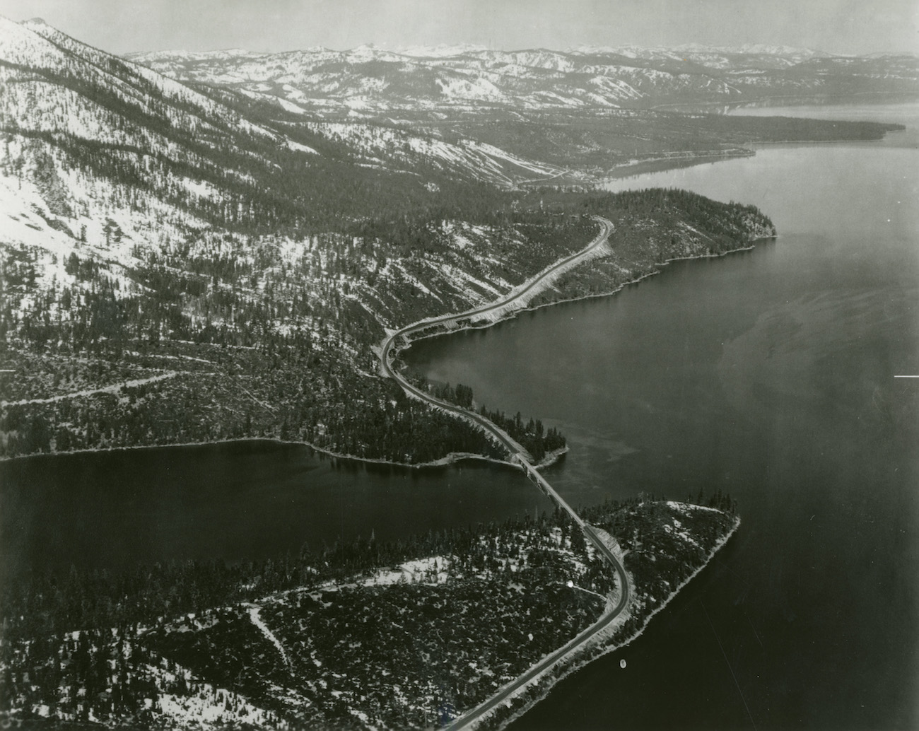 A rendering of the proposed bridge that Keep Tahoe Blue was able to stop from happening.