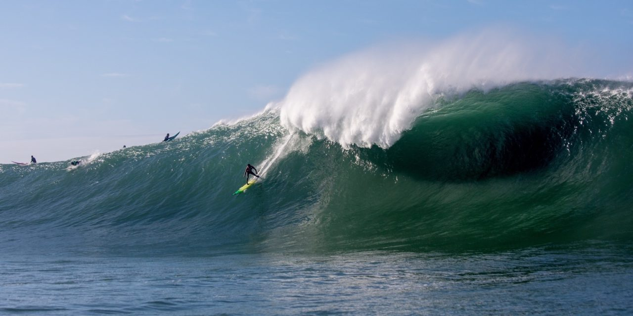 Mavericks Surf Awards Announces New Contest